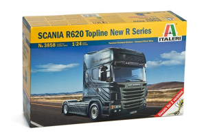 SCANIA R620 Topline New R Series (1:24) - 3858