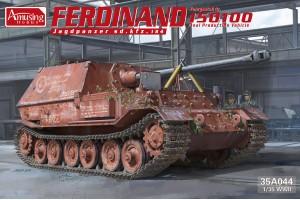 "Panzerjäger Tiger (P) ""Ferdinand"" No.150100 (1:35) - 35A044"