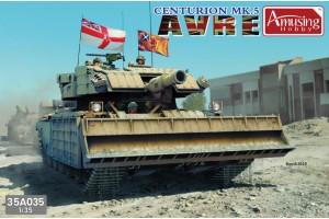 Centurion Mk.5 AVRE (1:35) - 35A035