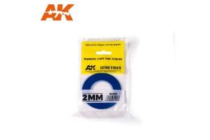 Maskovací páska na oblouky (Masking Tap For Curves) 2mm - 9182
