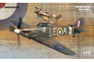 """Hurricane Mk. I """"HURRISTORY"""" (1:72) - 2138"""