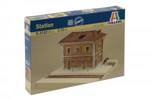 RAIL STATION (1:72) - 6162