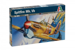 SPITFIRE MK.VB (1:72) - 0001
