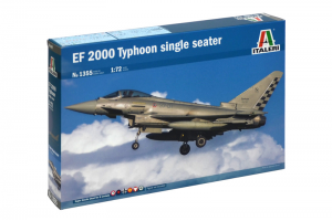 EF-2000 TYPHOON Single Seater (1:72) - 1355