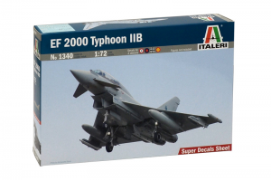 EF 2000 TYPHOON with seater (1:72) - 1340
