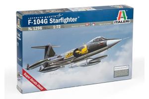 "F-104 G ""Starfighter"" (1:72) - 1296"