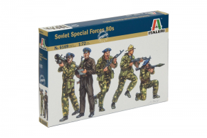 "Soviet Special Forces ""SPETSNAZ"" (1980s) (1:72) - 6169"