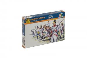 AUSTRIAN INFANTRY (NAPOLEON WARS) (1:72) - 6005