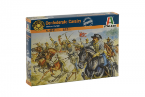 CONFEDERATE CAVALRY (AMERICAN CIVIL WAR) (1:72) - 6011