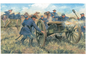 UNION ARTILLERY (AMERICAN CIVIL WAR) (1:72) - 6038
