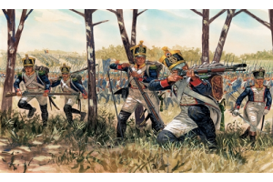 NAPOLEONIC WARS: FRENCH INFANTRY (1:72) - 6066