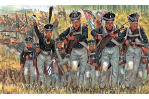 NAPOLEONIC WARS: RUSSIAN INFANTRY (1:72) - 6073