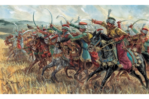 NAPOLEONIC WARS - MAMELUKES (1:72) - 6082
