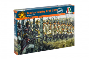 AUSTRIAN INFANTRY 1798-1805 (NAP.WARS) (1:72) - 6093
