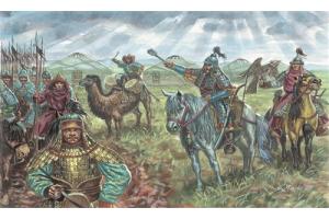 MONGOL CAVALRY (XIIIth CENTURY) (1:72) - 6124