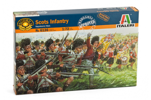 SCOTTISH INFANTRY (NAP.WARS) (1:72) - 6136