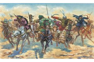 MEDIEVAL ERA - ARAB WARRIORS (1:32) - 6882