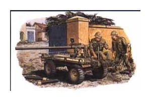 M274 MULE w/106mm R.R. & CREW (HUE CITY 1968) (1:35) - 3315