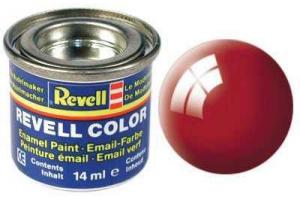 31: leská ohnivě rudá (fiery red gloss) - Email