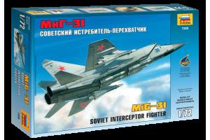 MIG-31 Soviet Interceptor (1:72) - 7229