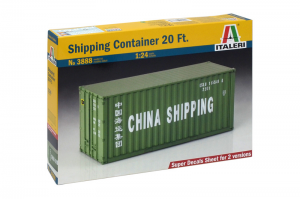 20' CONTAINER (1:24) - 3888
