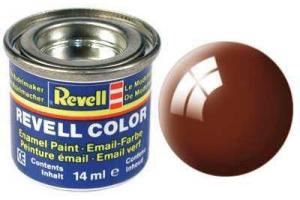 80: leská blátivě hnědá (mud brown gloss) - Email
