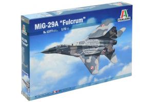 "Model Kit letadlo 1377 - MIG29 ""FULCRUM"" (1:72)"