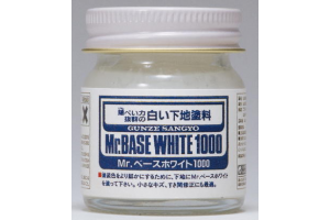 Mr. Base White 1000 - základ bílý 40ml