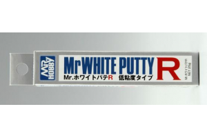 Mr. White Putty R - bílý tmel (řídký) 25g - P123