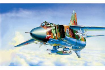 Model Kit letadlo 7218 - MIG-23 MLD Soviet Fighter (re-release) (1:72)