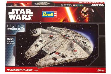 Plastic ModelKit SW 03600 - Millenium Falcon (1:241)