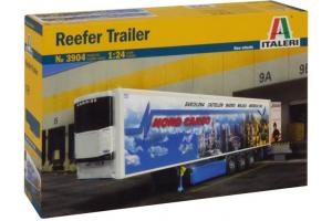 Model Kit návěs 3904 - REEFER TRAILER (1:24)