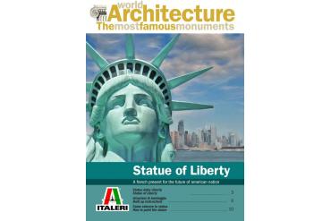 World of Architecture budova 68002 - THE STATUE OF LIBERTY (29,0 cm)