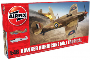 Hawker Hurricane Mk1 - Tropical (1:48) - A05129