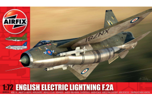 Classic Kit letadlo A04054 - English Electric Lightning F2A (1:72)