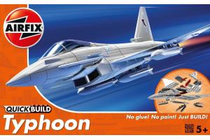 Quick Build Eurofighter Typhoon - J6002