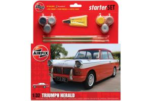 Starter Set auto A55201 - Triumph Herald (1:32)