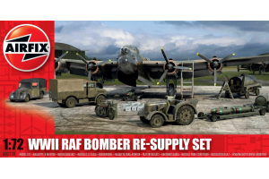 Bomber Re-supply Set (1:72) - A05330
