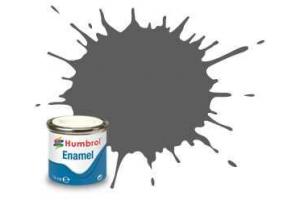 Humbrol barva email AA0343 - No 31 Slate Grey - Matt - 14ml