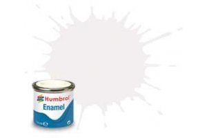 34: White - Matt - 14ml - Email