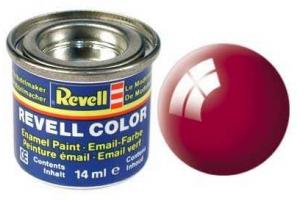 34: lesklá ferrari červená (Ferrari red gloss) - Email