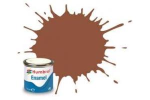 Humbrol barva email AA0775 - No 70 Brick Red - Matt - 14ml