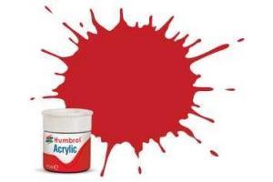 220: Racing Red - Gloss - 12ml - Acrylic