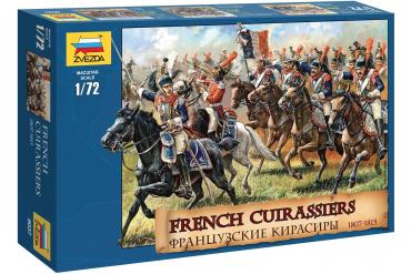 Wargames (AoB) figurky 8037 - French Cuirassiers 1807-1815 (1:72)
