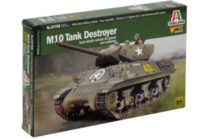 Wargames military 15758 - M36 / M10 (1:56)