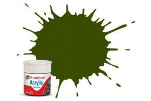 RC410: Maunsell Green - Matt - 14ml - Acrylic