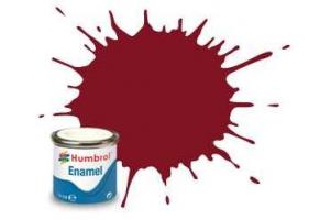 Humbrol barva email AA1465 - No 133 Brown - Satin - 14ml