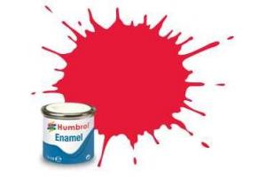 Humbrol barva email AA0238 - No 238 Arrow Red - Gloss 14ml
