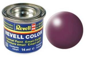 Barva Revell emailová - 32331: hedvábná nachově červená  (purple red silk)
