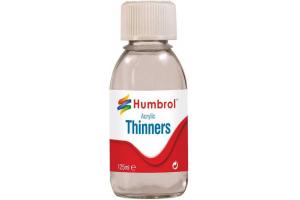 Humbrol Acrylic Thinners - ředidlo 125ml láhev - AC7433